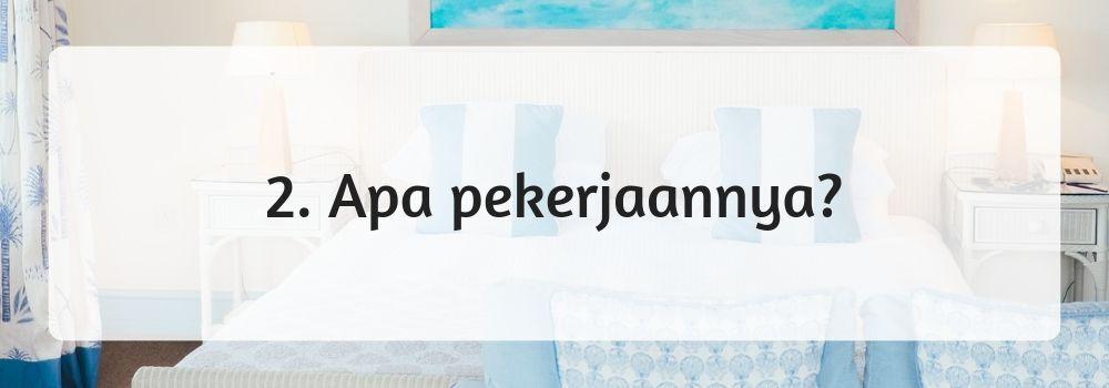 10 Pertanyaan Penting Saat Mencari Roommate Di Apartemen