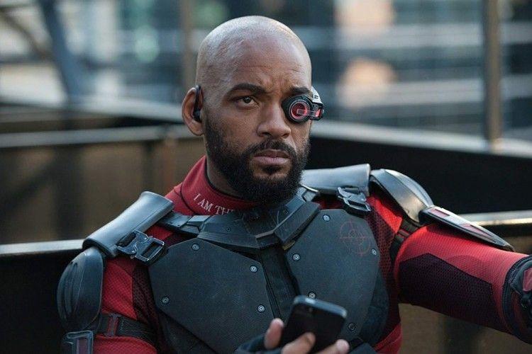 Will Smith Hengkang dari Suicide Squad, Karakter Deadshot Dihapus?