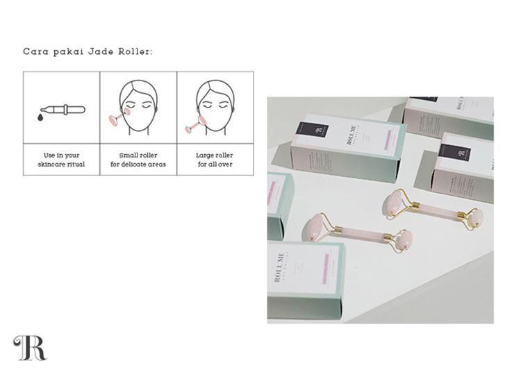 Lagi Tren, Begini Cara Jade Roller Maksimalkan Skincare Routine Kamu