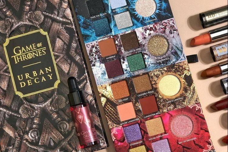 Buat Kamu Penggemar Game of Thrones, Ini Makeup yang Wajib Kamu Miliki