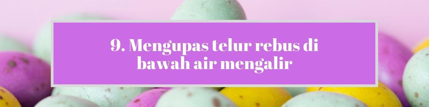 10 Tips Memasak Telur dari Koki yang Patut Kamu Coba