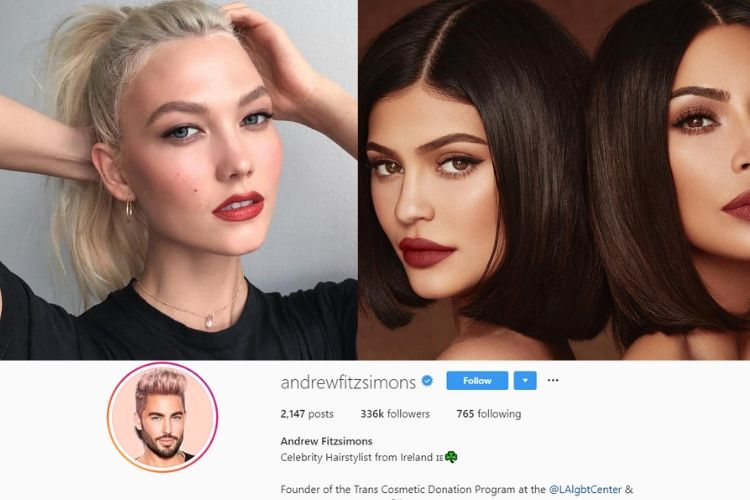 5 Akun Instagram Hairstylist yang Wajib Kamu Follow