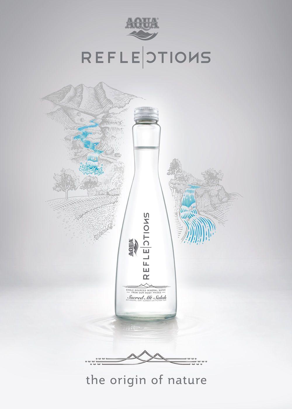 Lebih Eksklusif, Air Minum Ini Hadirkan Kisah Lokal di Tiap Kemasannya