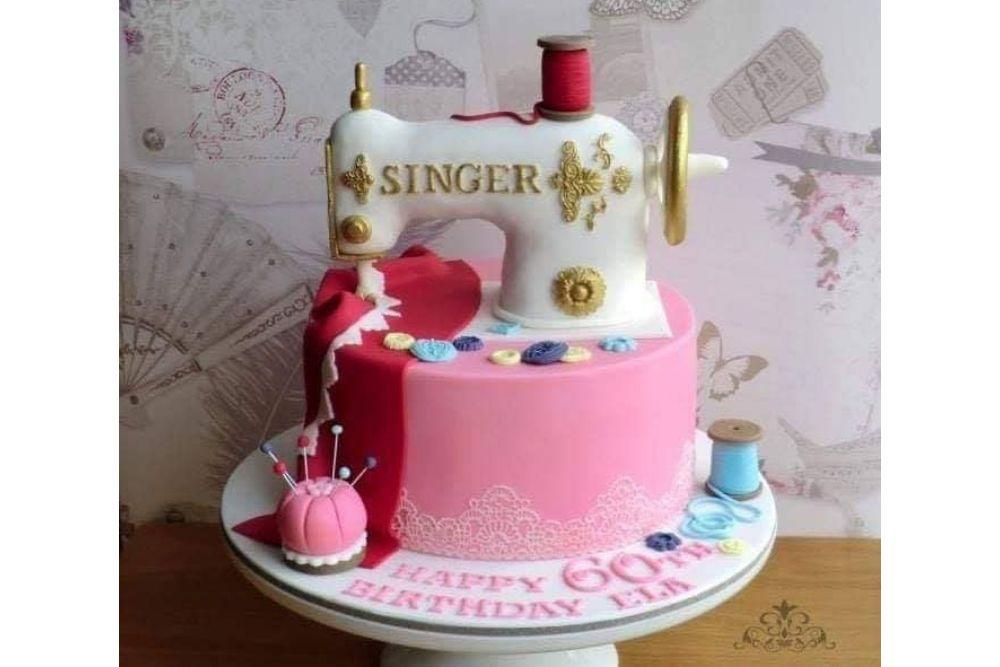 9 Inspirasi Kue Ulang Tahun Unik untuk Temanmu yang Hobi Merajut
