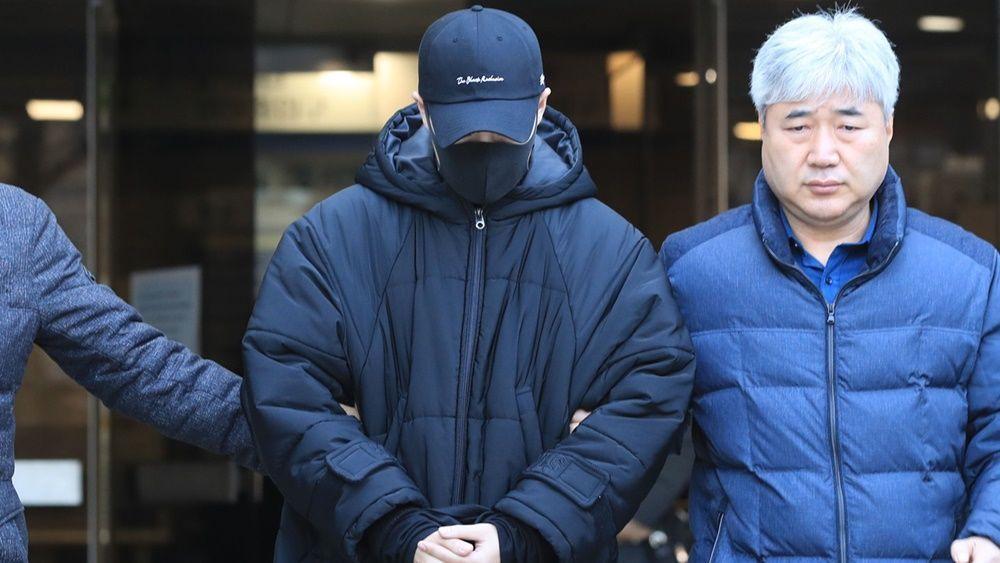 Sempat Kabur, Ini Kronologi Son Seung Won Bisa Dipenjara 18 Bulan