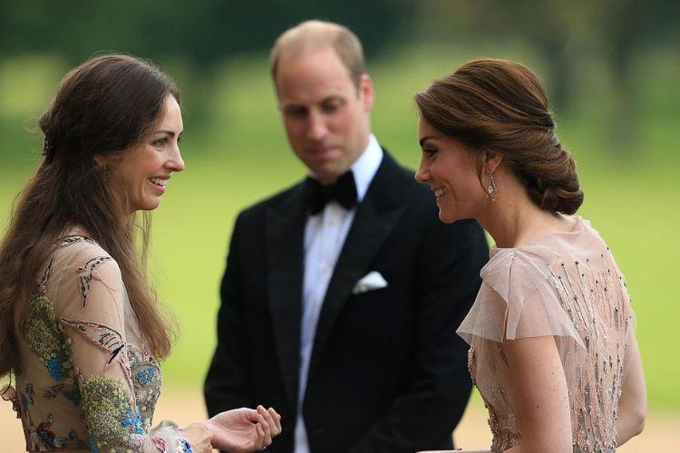 7 Fakta Rose Hanbury, Perempuan Diduga Selingkuhan Pangeran William