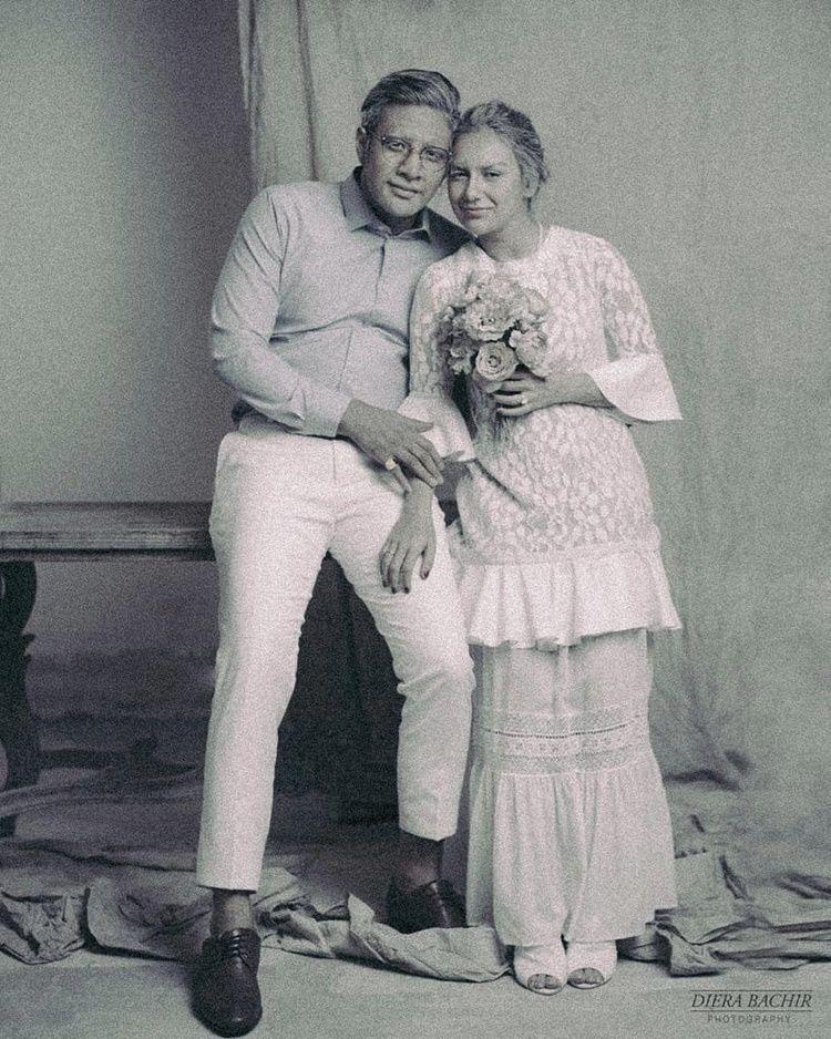 Jelang Nikah, Ammar Zoni dan Irish Bella Foto Pre-Wedding Bertema Unik