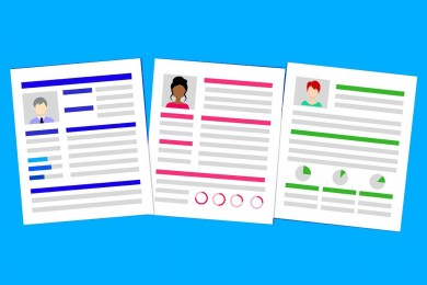 Ini Cara Membuat CV Online dengan Hasil Menarik