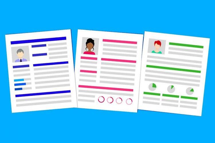 Bikin Dilirik HRD, Ini Cara Membuat CV Online dengan Hasil Menarik