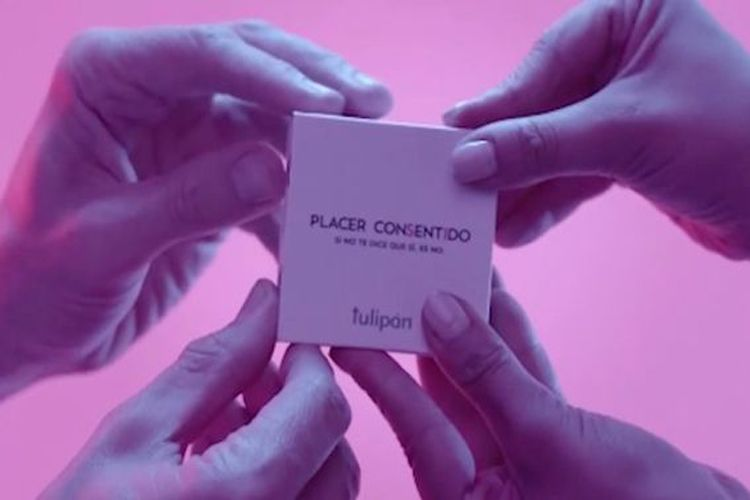 Cegah Kekerasan Seksual, Brand Ini Ciptakan Kemasan Kondom yang Unik