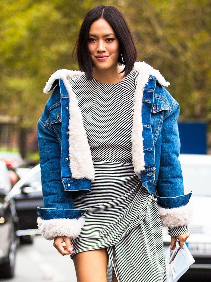 8 Model Jaket Jeans yang Lagi Trend dan Timeless!