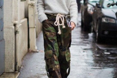Celana Cargo, Item Wajib yang Harus Kamu Miliki di Tahun 2019