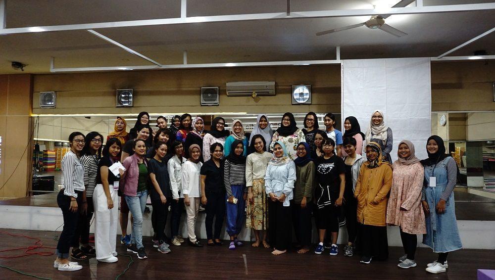 Belajar Body Positivity Bersama Popbela Community Yogyakarta