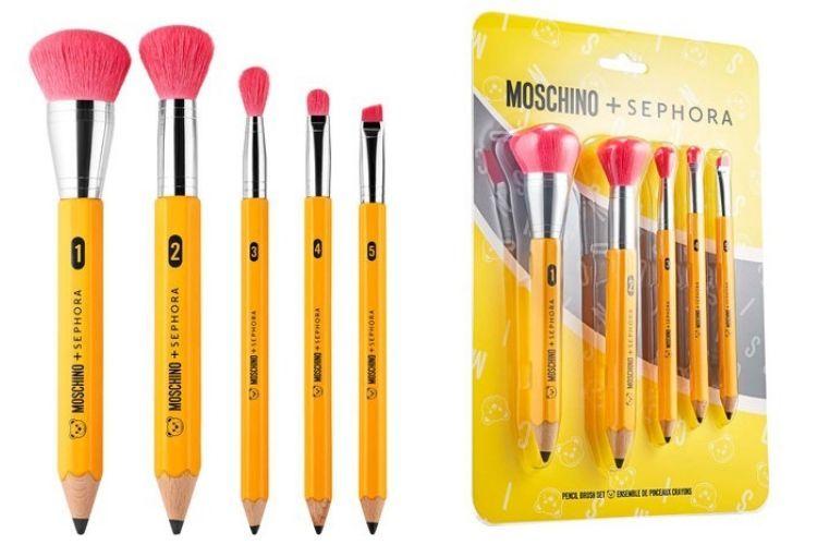 So Cute! Begini Makeup Kolaborasi Moschino dan Sephora