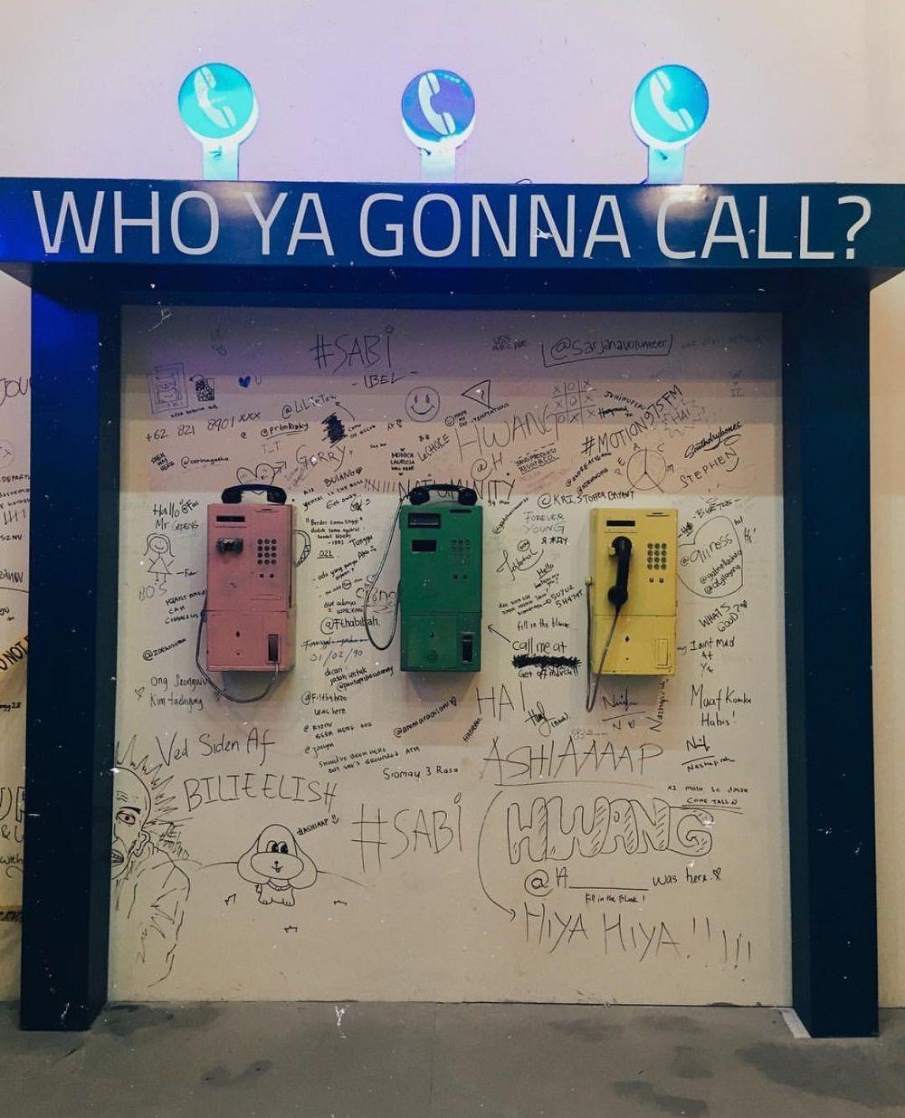 USS Arcade, Museum Interaktif Tematik yang Instagramable Banget!