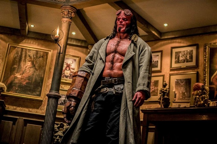Review Film: Hellboy,Ketika Pop-Culture Berpadu dengan Sejarah Klasik