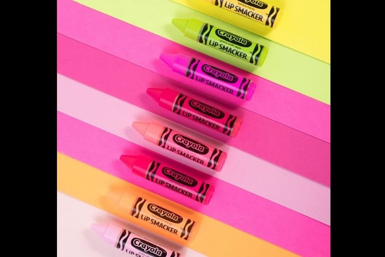 Gemas! Ini Kolaborasi Penuh Warna dari Lip Smacker dengan Crayola