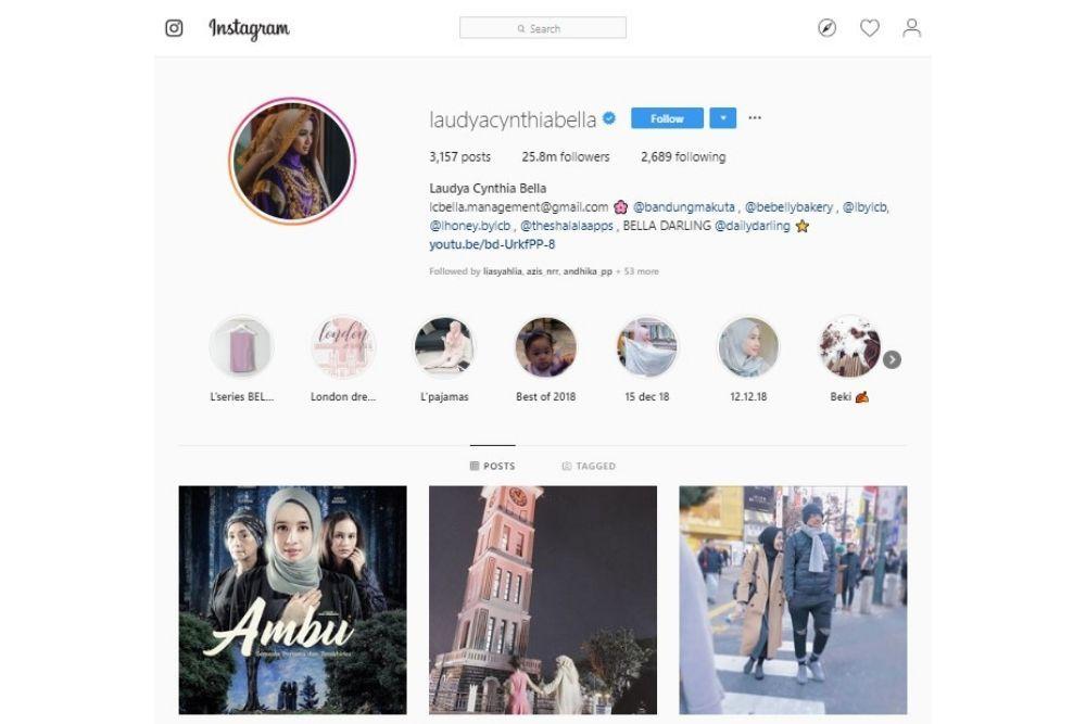 10 Akun Followers Instagram Terbanyak di Indonesia dan Dunia