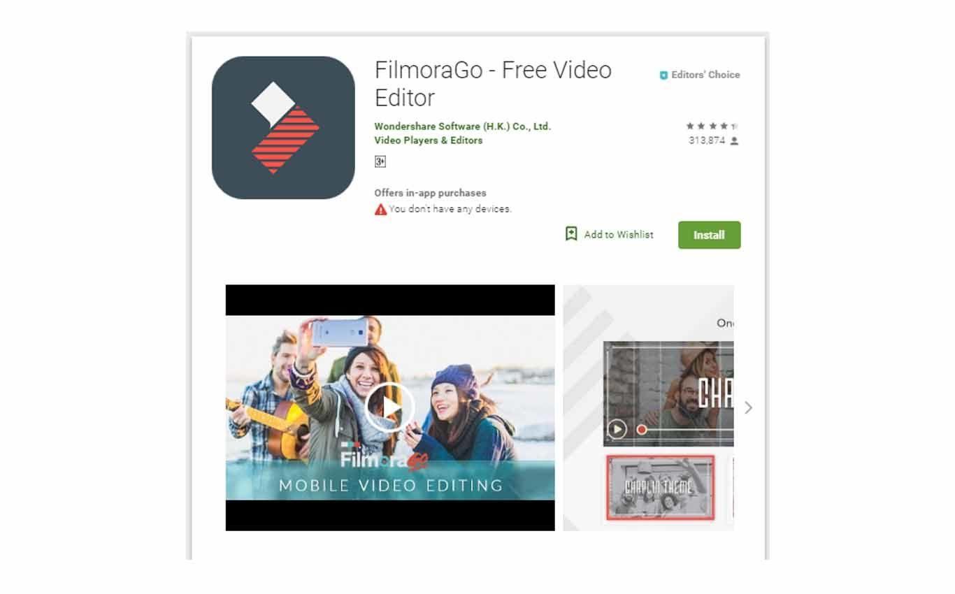 5 Aplikasi Edit Video Terbaik 2019 untuk HP Android