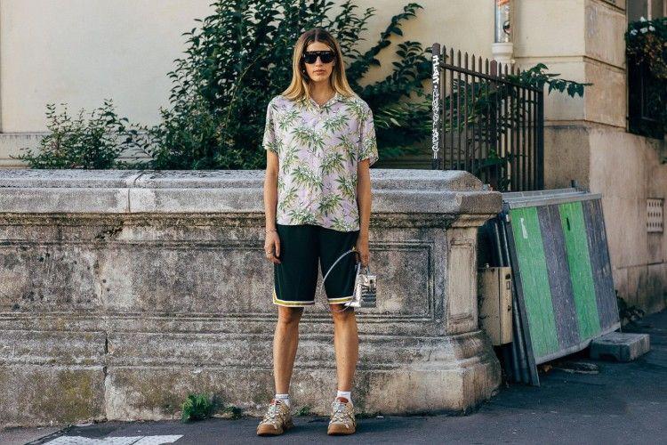 #PopbelaOOTD: Kece dengan Celana Pendek Track