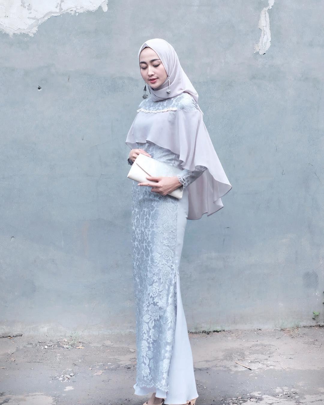 11 Model Gaun Pesta Muslimah Terbaru yang Elegan
