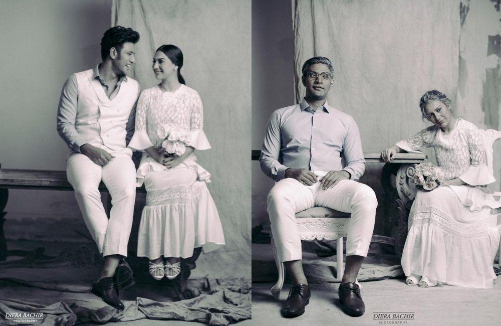 Jelang Nikah, Ini Momen Manis Ammar Zoni dan Irish Bella