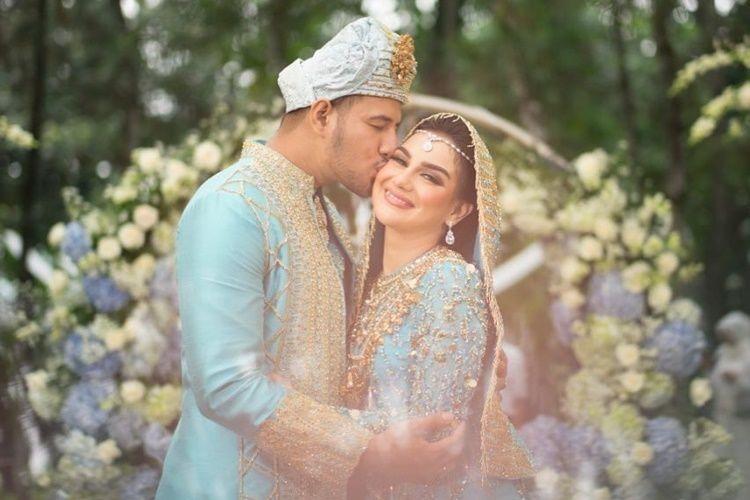 So Sweet! Ini 7 Fakta Unik Pernikahan Ammar Zoni dan Irish Bella