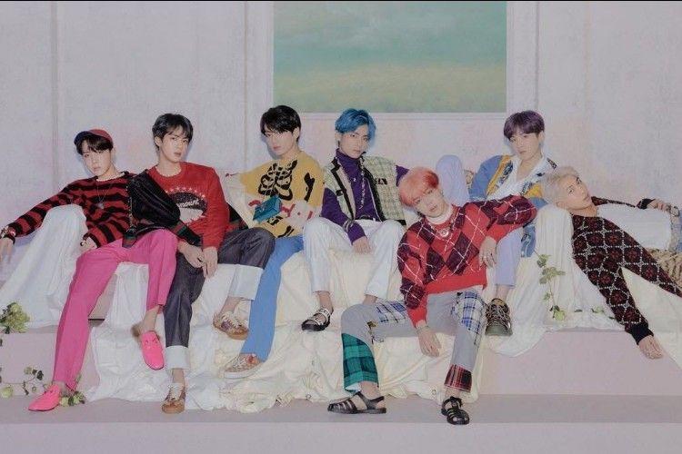 Raih 2 Gelar di Billboard 2019, Ini Perjalanan Karier BTS di Hollywood