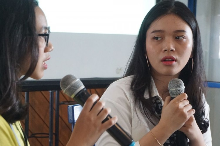 Popbela Community Yogyakarta Adakan Talkshow Soal Perawatan Kulit