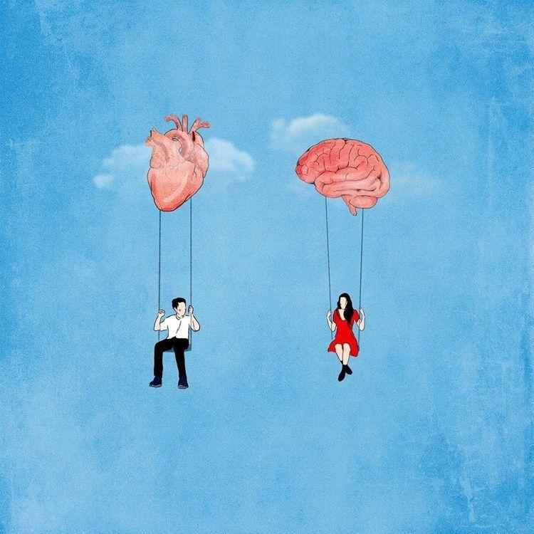 9 Ilustrasi Ini Tunjukkan Cinta Itu Penuh Manipulasi