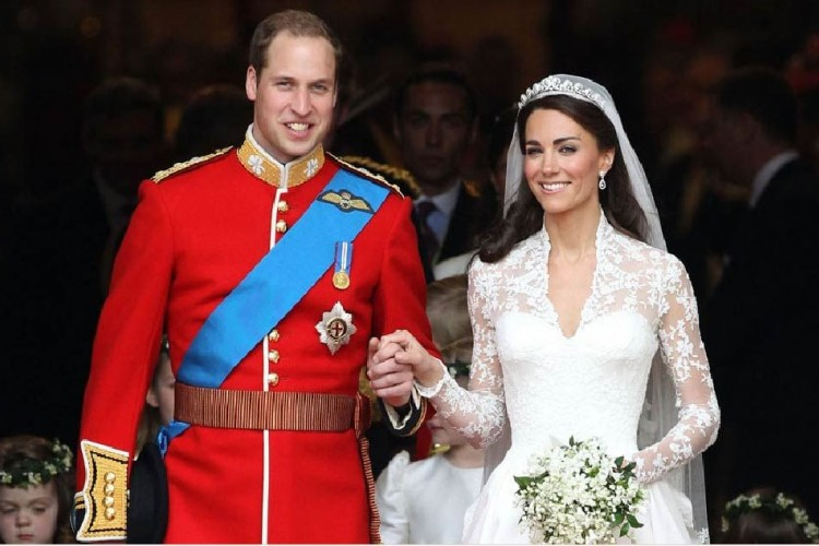 7 Fakta Menarik Pernikahan Pangeran William dan Kate Middleton