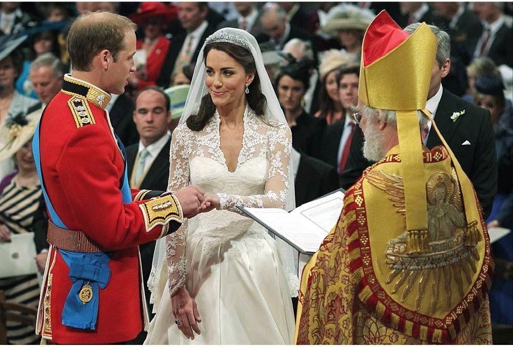 7 Fakta Menarik Pernikahan Pangeran William dan Kate Middleton