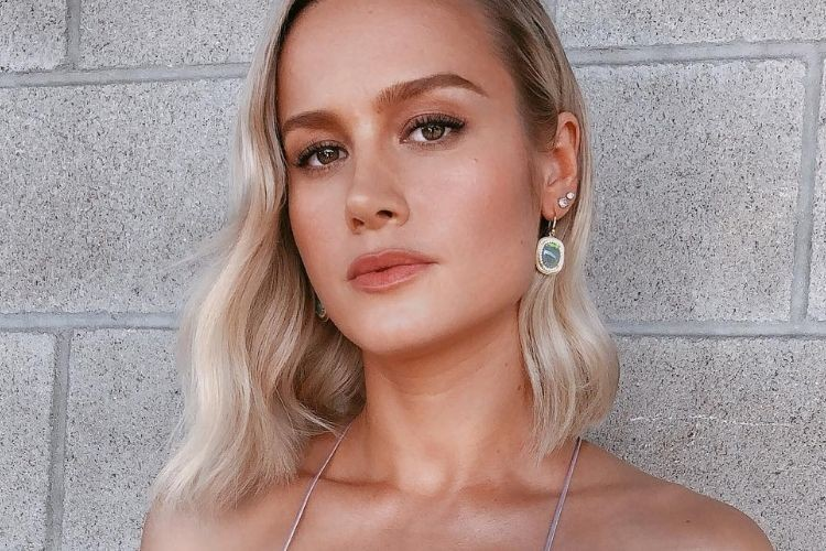 7 Gaya Makeup Brie Larson, Si Superhero yang Memesona