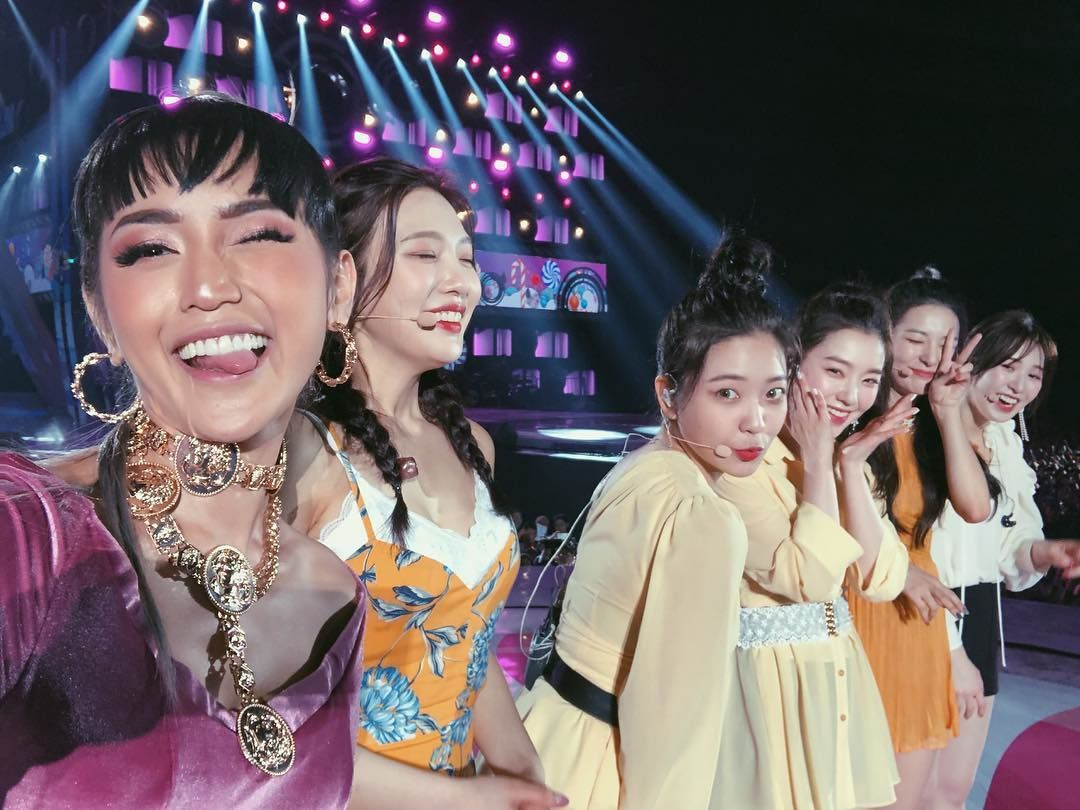 Keceplosan, 7 Seleb Ini Pernah Diserang Fans Kpop di Instagram