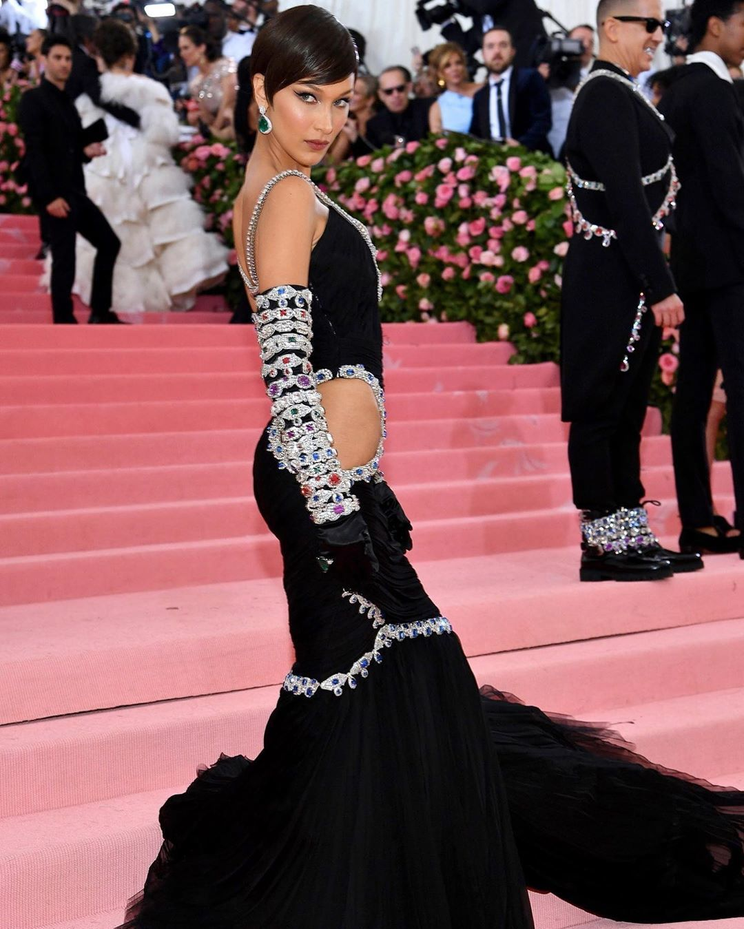 22 Gaya Unik Para Seleb di Met Gala 2019 'Camp: Notes on Fashion'