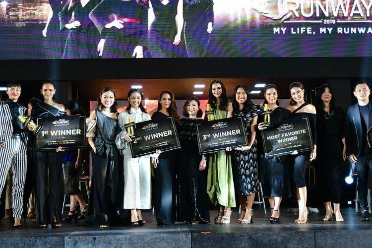 Memenangkan TRESemmé The Runway 2019, Ketiga Pemenang Menghadiri NYFW