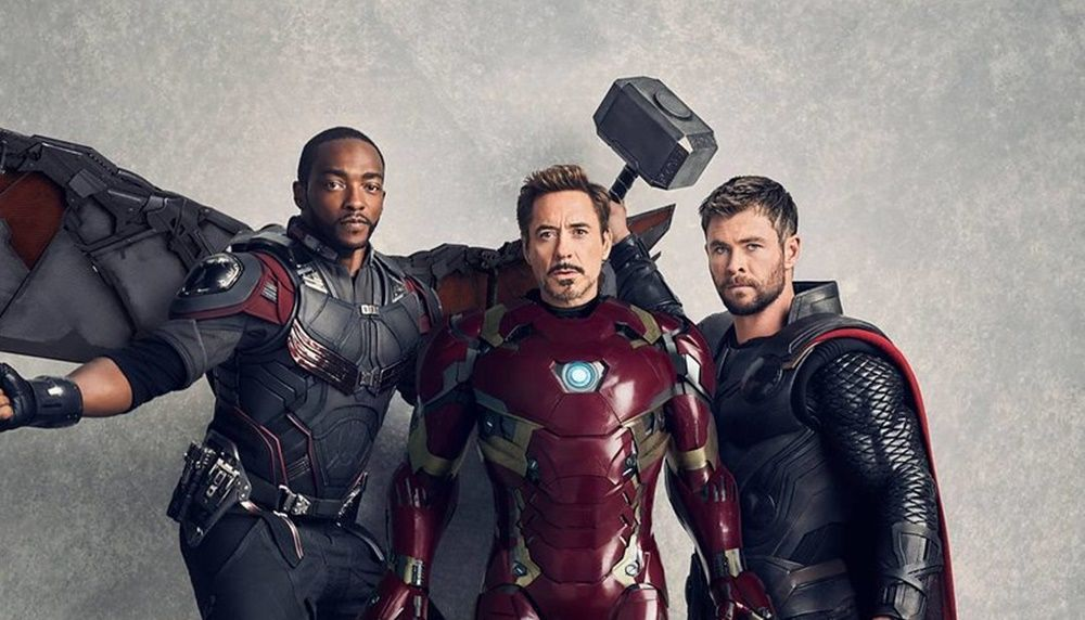 Andai Tayang di Tahun 90-an, Mungkin Begini Penampilan Para Avengers