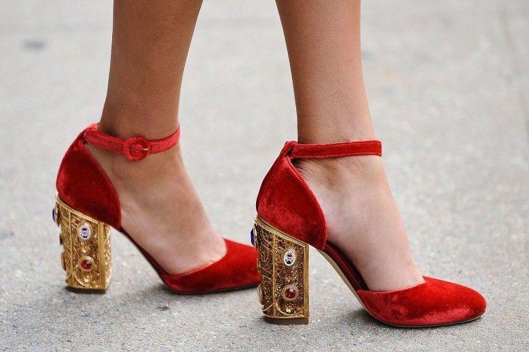 Wajib Tahu! Ini Model Sepatu Pesta Wanita Terbaru