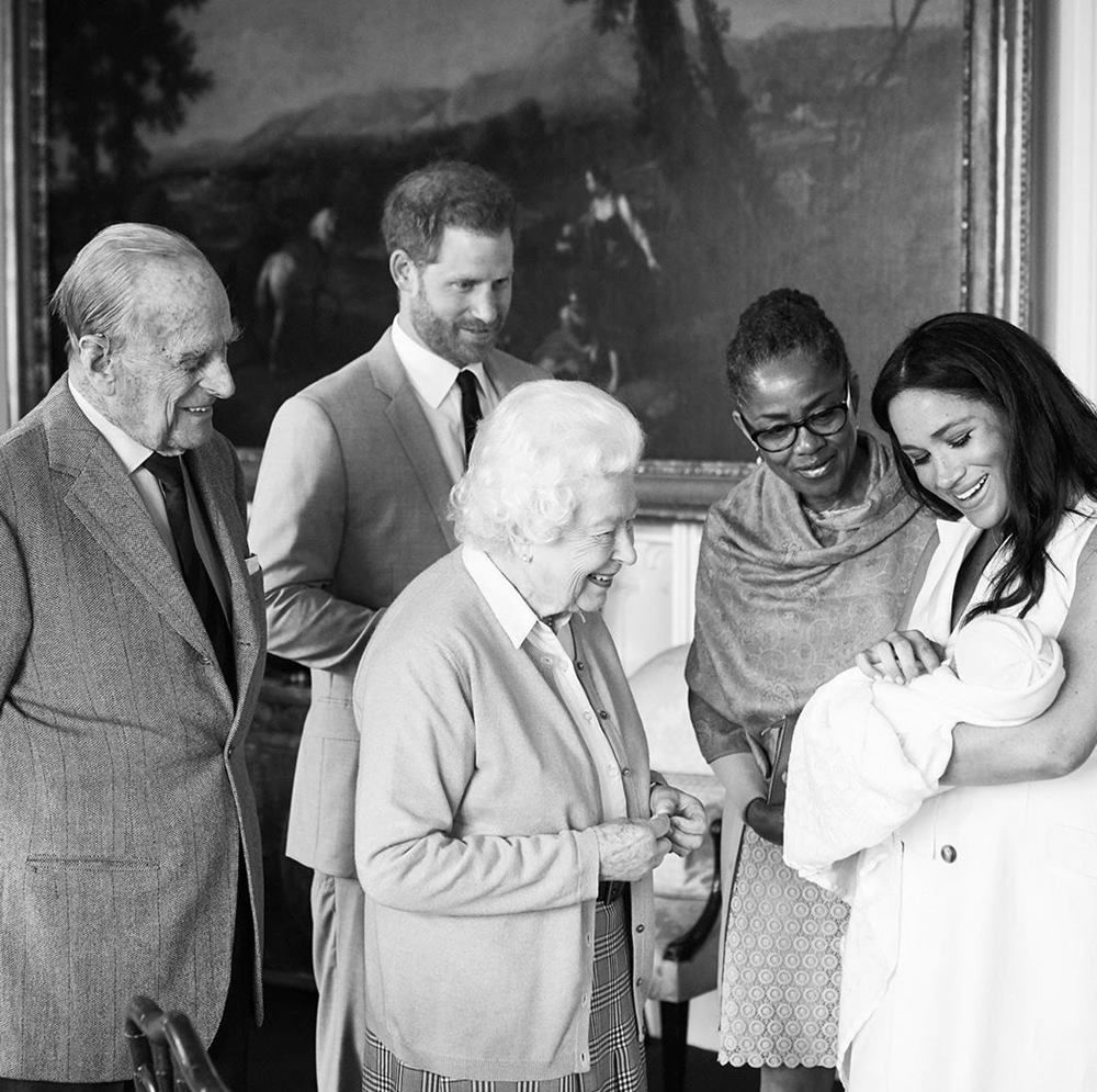 Arti Nama dan 4 Fakta Kelahiran Putra Meghan Markle & Pangeran Harry