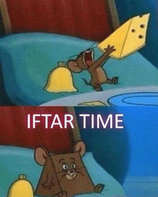 11 MemeBuka Puasa Lucu