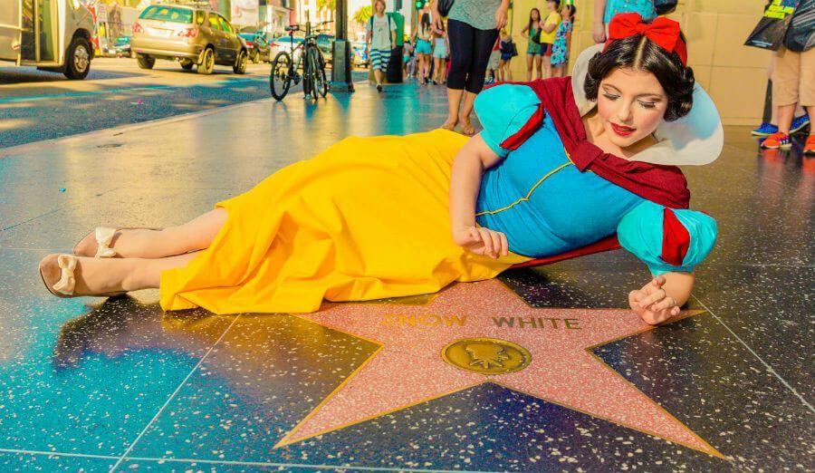 Keren, 11 Karakter Kartun Ini  Sukses Raih Walk of Fame di Hollywood
