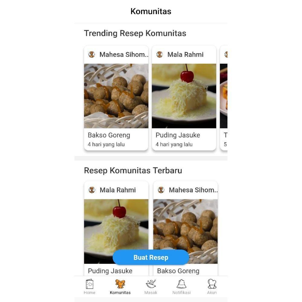 Yummy, Luncurkan Aplikasi yang Bikin Kamu Semakin Rajin Memasak