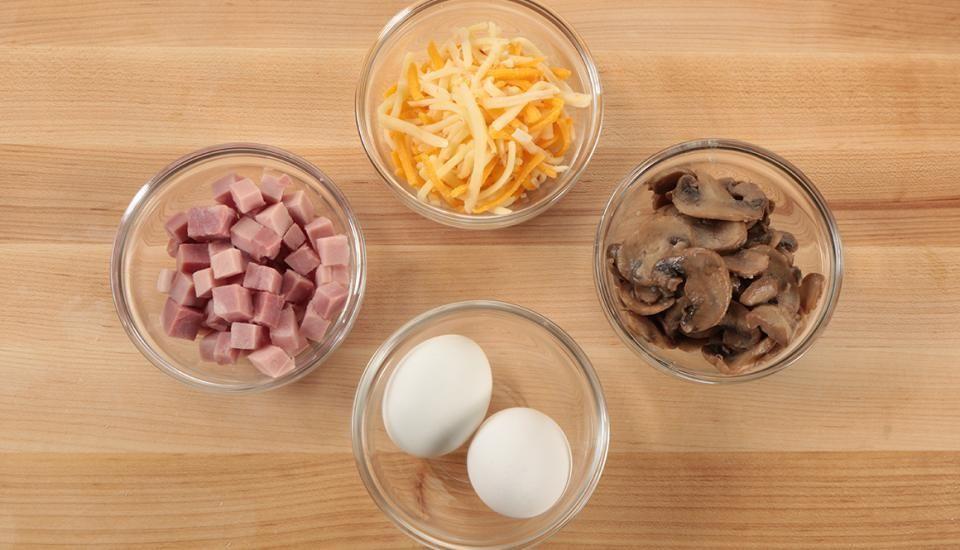 Cara Membuat Omelet Perancis yang Sempurna
