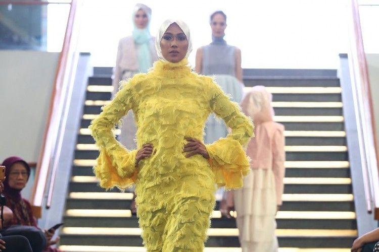 Trend Baju Lebaran di Jakarta Ramadan#Markamarie & Plaza Indonesia