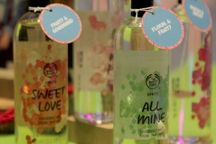 Bisa Dipersonalisasi, Ini Parfum terbaru dari The Body Shop