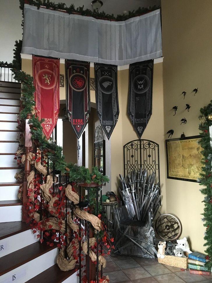 Ciptakan Suasana Game of Thrones dengan Pernak-Pernik Ini di Rumahmu