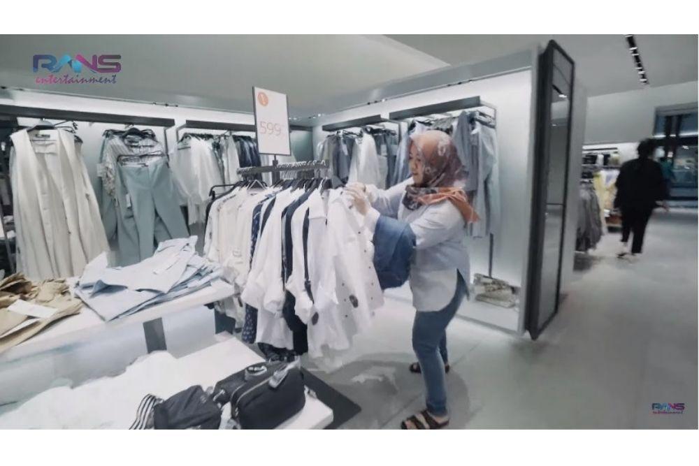 Ketiban Rezeki Sebelum THR, ART Nagita Slavina Belanja Jutaan Rupiah