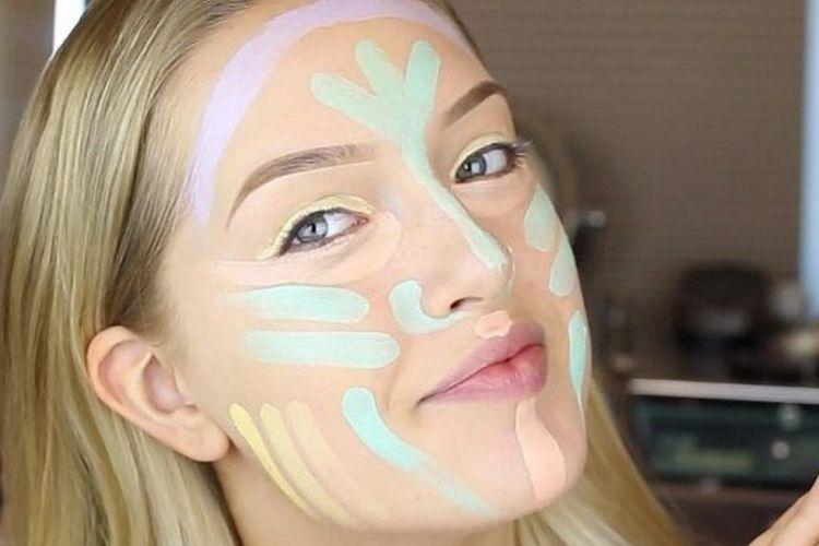 7 Tips Memilih Makeup untuk Kulit Berjerawat