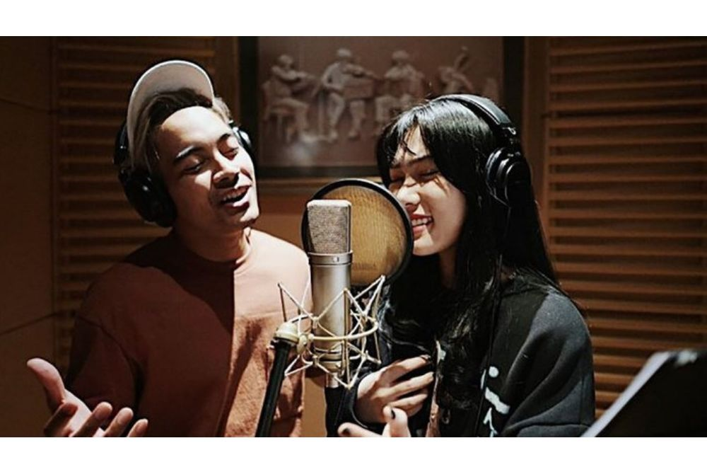 Terlibat dalam Film Aladdin, Isyana & Gamaliel Nostalgia ke Masa Lalu