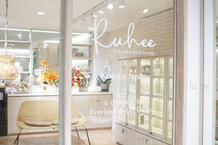 Ruhee x Kaleia Siap Jadi Beauty Centre Pelapas Lelah dan Stres